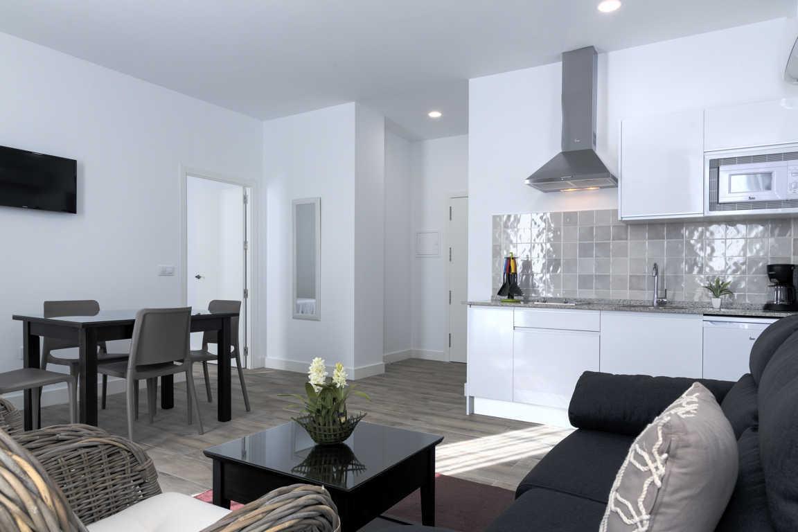 Apartamento de un dormitorio